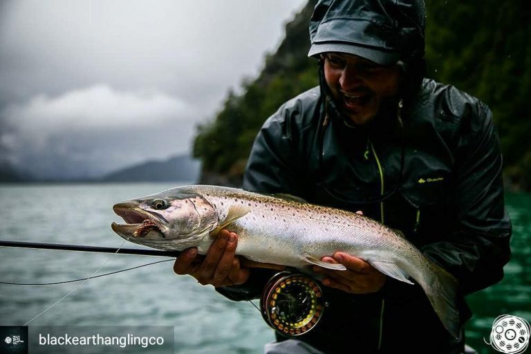 fly fishing puelo patagonia